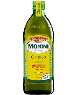 Monini Classico 100% Italian extra virgin olive oil
