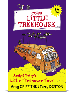 Andy & Terry's Little Treehouse Tour
