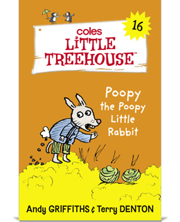 Poopy the Poopy Little Rabbit book