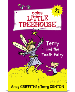 Terry and the Tooth Fairy book