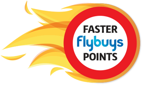 Faster flybuys points